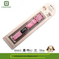 Top Quality Support Oem/Odm Natural Color Pets Product Collars Dog Pitbul