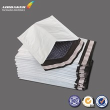 Customized size air bubble mailer bag padded plastic mailing bags shock resistant packaging bubble wrap envelope