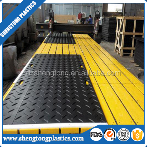 turf protection flooring/ turf protection systems/ plastic hdpe walkway