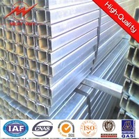 Electrical h iron beam h steel h channel