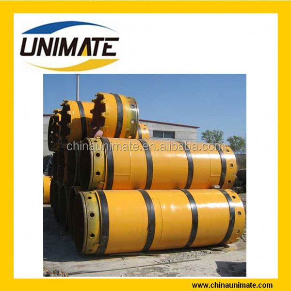 UNIMATE single-wall casing pipe, conductor casing pipe, casing