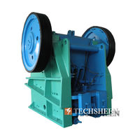 Granite and Basalt Aggregate Jaw Crusher
