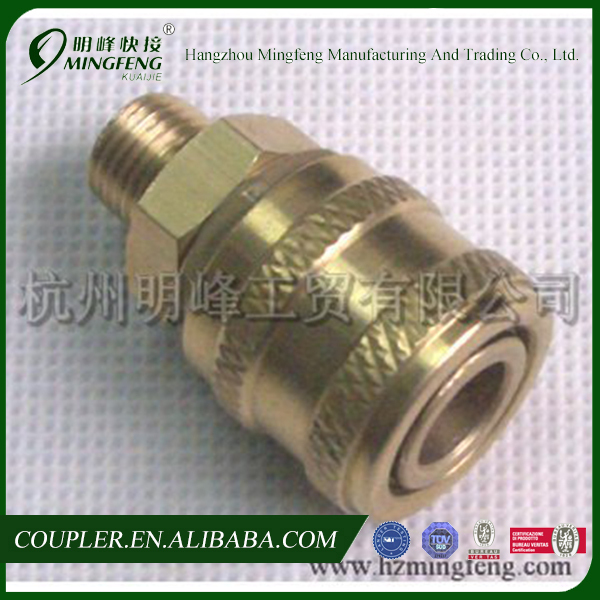 Quick connect hot sales cheap soldering copper fitting