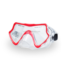 Tempered Glass Diving Mask Swimming Mask,Diving gear China