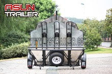 Harley Motorcycle Travel Trailer for sale (FS-MT502)