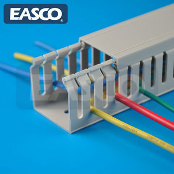 EASCO Halogen Free Safety Wiring Duct Slotted Wall
