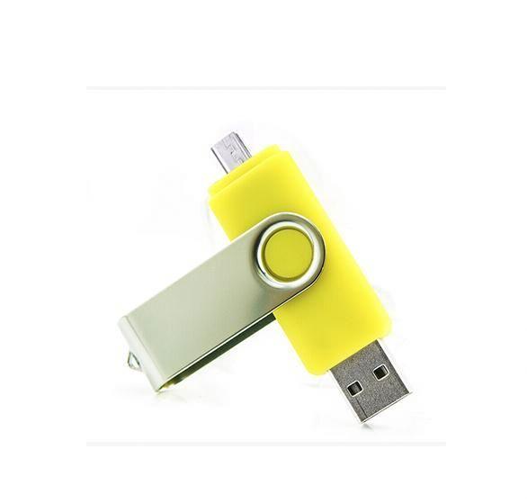 Rotation Classic USB Flash Drive, 2GB USB (PZS003)