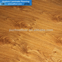 yellow color oak 8mm Laminate Flooring