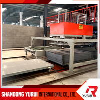 SENYD brand mgo fireproof material full automatic best quality glass magnesium board production line