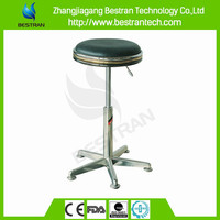 BT-DS006 Height adjustable Stainless steel hospital high chair