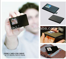 1.5inch digital photo frame, Name card USB drive, Promotional gift& giveaway items
