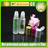 Wholesale cosmetic bottles frosted perfume roll on bottles with logo