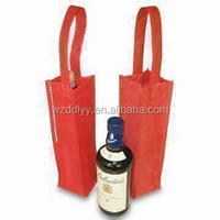 Top quality customized Non woven wine bag /non woven bag OEM are welcome