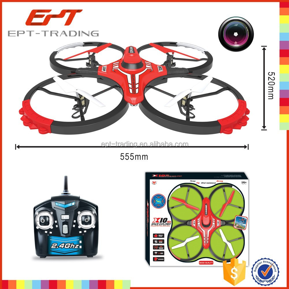 Hot selling mini rc quadcopter with camera for kid