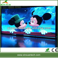 Full color RGB led board advertising SMD p6 indoor full color rental led display