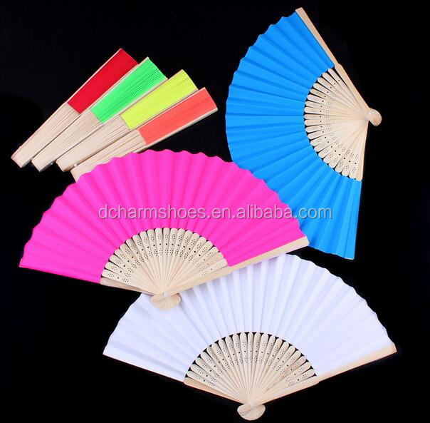 Mix order as your needs,Customise wedding hand held fan for your wedding gift