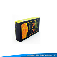 Chinese products sold biodegradable paper packaging box