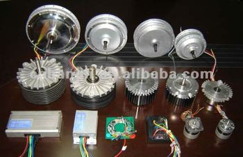 electric bike motor, electric bike conversion kit, BLDC motor