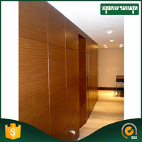 decorative wooden wall panel , solid oak boards