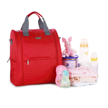 New trendy backpack baby nappy diaper bags for mothers