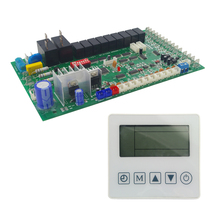 Double system multi-function water pump controller circuit,automatic water pump controller