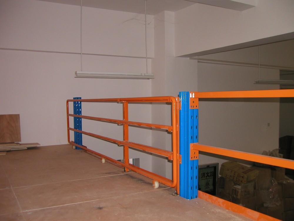 Pallet Rack Mezzanine : Heavy duty pallet rack structure mezzanine industrial
