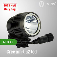 led bicycle helmet light INTON dirt bike led light CE,ROHS