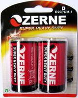 dry cell battery R20P D Size Battery