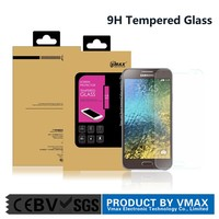Latest hot sale screen protector for samsung galaxy E5