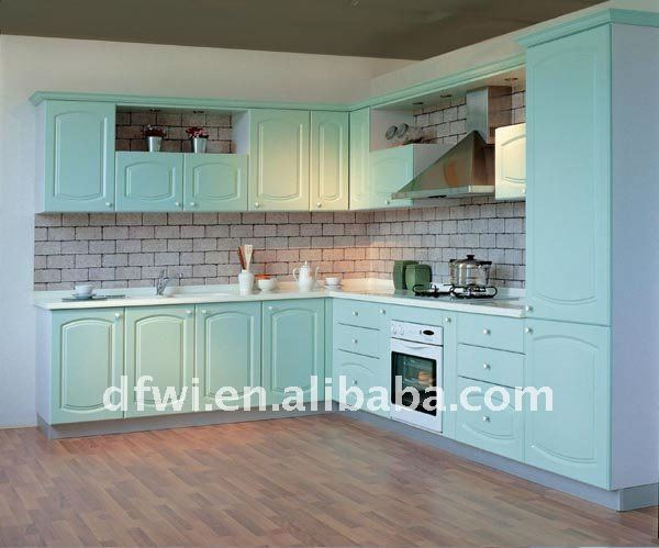 American style Thermofoil kitchen cabinet