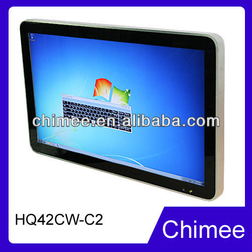 42 Inch Full HD Digital Signage Computer Open Frame LCD