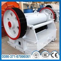 Jaw crusher used for crush stone