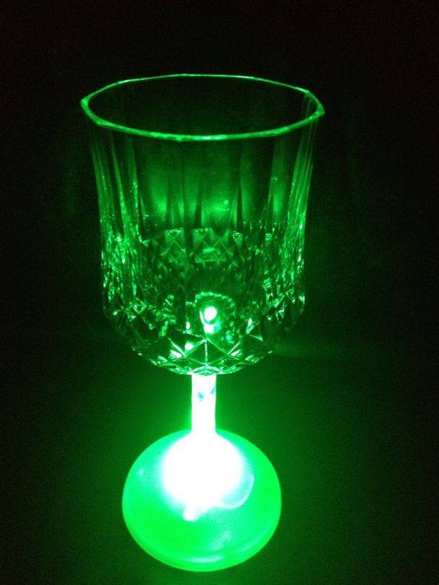Led party decoration flashing cup
