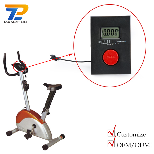High-tech Gym Equipment Battery powered Automatic tabler counter mechanical Counter meter
