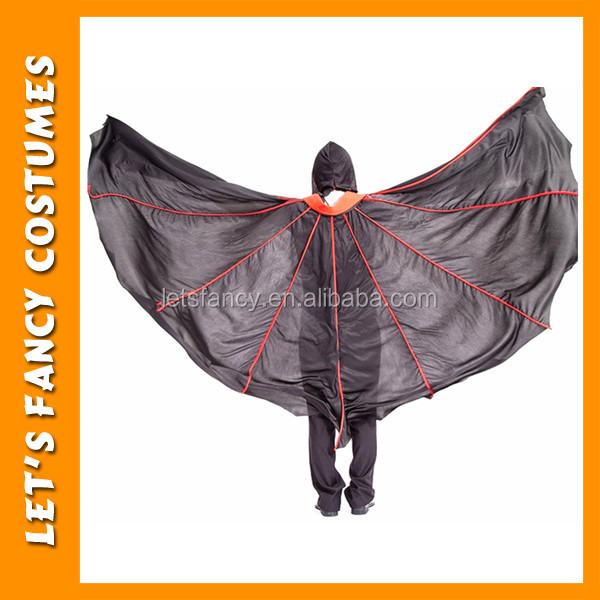 PGPF0103 Hot Wholesale Halloween bat Cloak Cosplay Costumes