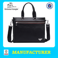 15 inch leather handbags OEM service offered