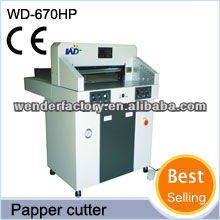 Professional Manufacturer Heavy duty high speed Program-control Programmble Hydraulic Paper Cutting Machine 480mm