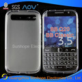 wholesale price high quality smooth TPU cellphone case cover shell for Blackberry BB Classic Q20