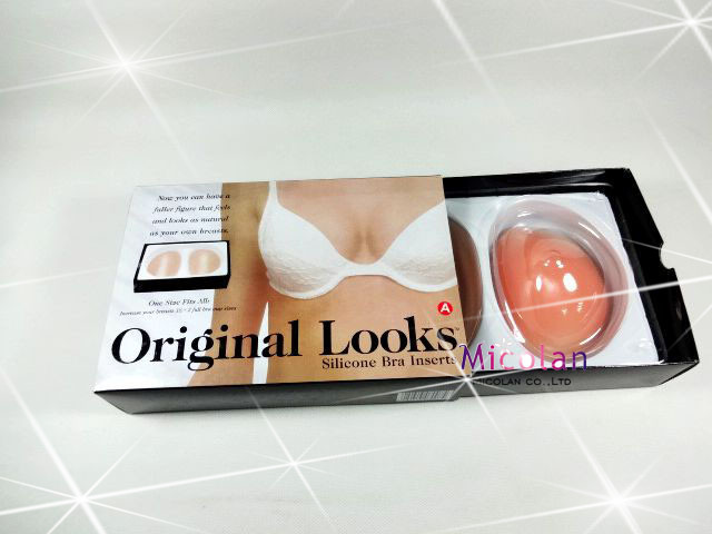 Pure silicone artificial breast Silicon breast forms artificial breast forms