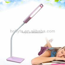 LED Portable Flexible office working table lamp/Adjustable Work and Study Foldable Charging Desk Lamp