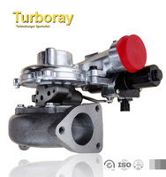 17201-0L040 CT16V turbocharger for Toyota Hilux Land cruise 17201-30100 1kd engine