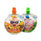 Plastic Liquid Special Shape Bag Stand Up Fruit Juice Packaging Pouch