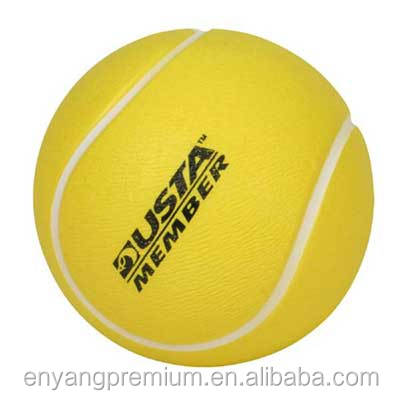 New Arrival Cheap High Quality Cute Anti Stress Colored Tennis Ball