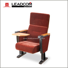 Leadcom slim design auditorium conference hall chair for sale LS-14606A