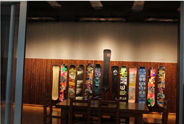 popular sale Stock Custom Design Snowboard made in china