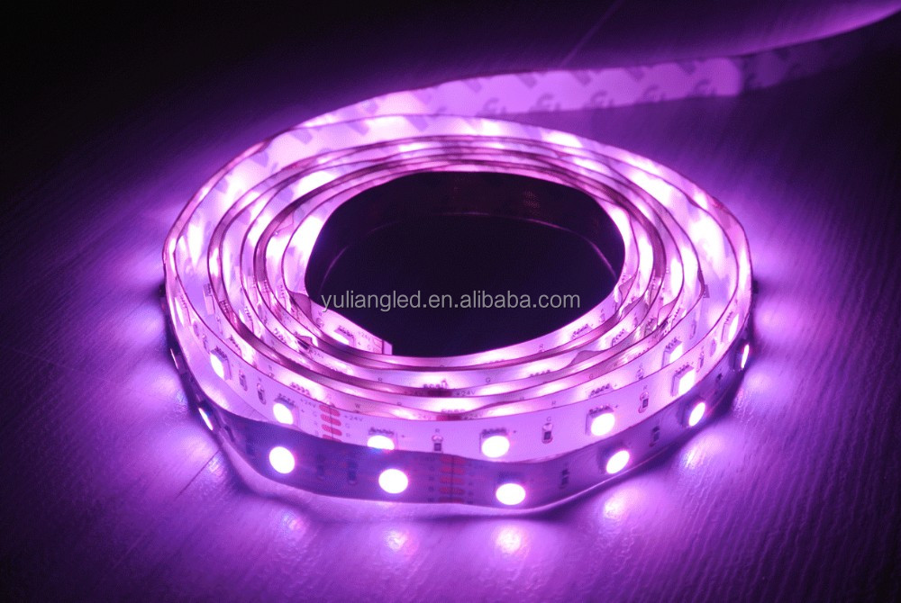 High Quality Car LED Rope Light Chasing colors by IC addressable with 3 years warranty