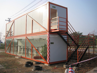 Prefabricated 20ft container office in china china supplier