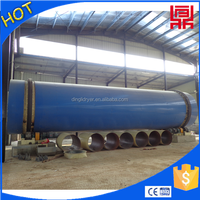Latest mechanical bean pulp drying processing equipment,residue dryer