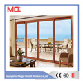 China durable commercial sliding glass door