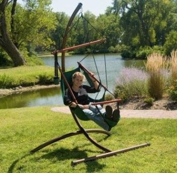Outdoor hanging chair hammock swing chair patio swing chair